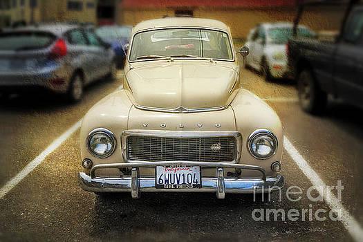 Volvo, the California Girlfriend by Craig J Satterlee