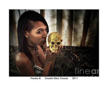 Voodoo II by Donald Yenson
