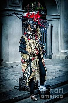 Kathleen K Parker - Voodoo Man - Nola - Color