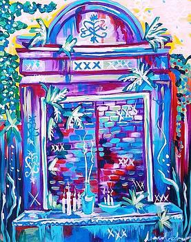Voodoo Tomb by Mardi Claw