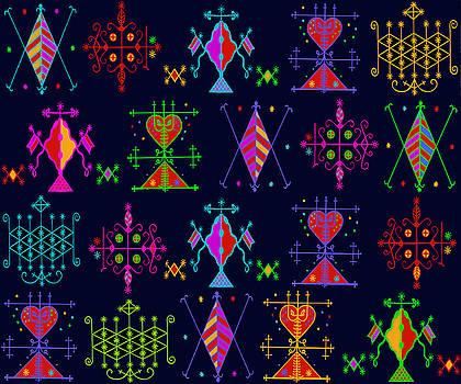 VooDou Folk Art by Vagabond Folk Art - Virginia Vivier