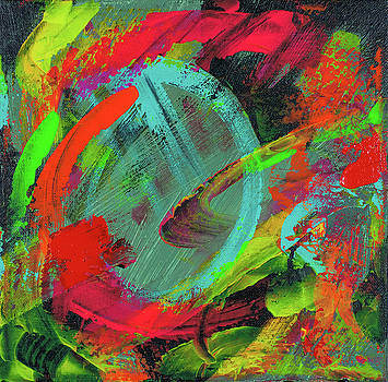 Vortex of Color by Jason Stephen