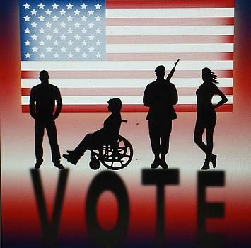 Vote by Thomasina Durkay