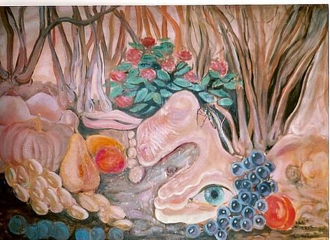 Votnaharvatz bnutiun by Art Hrasarkos