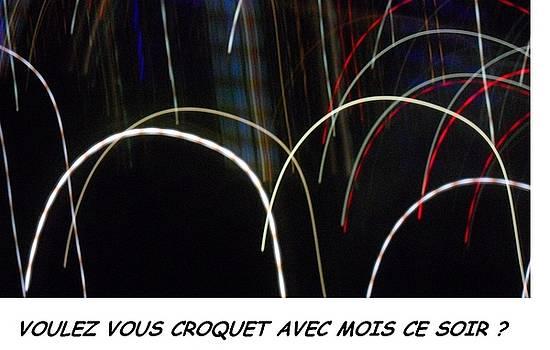 Voulez Vous Croquet Avec Mois Ce Soir  by George Lawrence