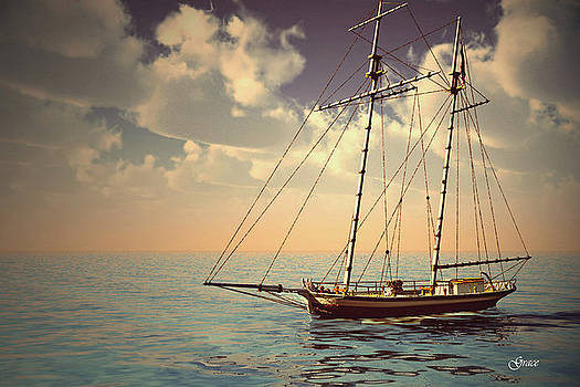 Voyage of the Cutter by Julie Grace