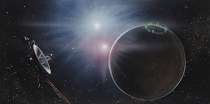 Voyager 2  by Simon Kregar