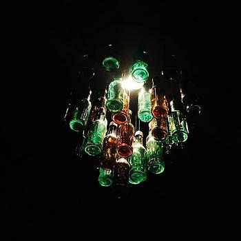 #vscocam #chandelier by Ellis Fiori
