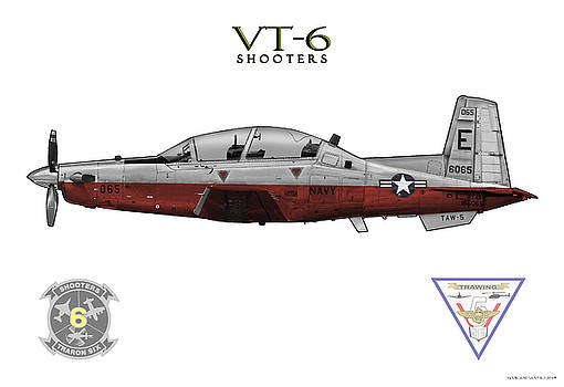 Vt-6 by Clay Greunke