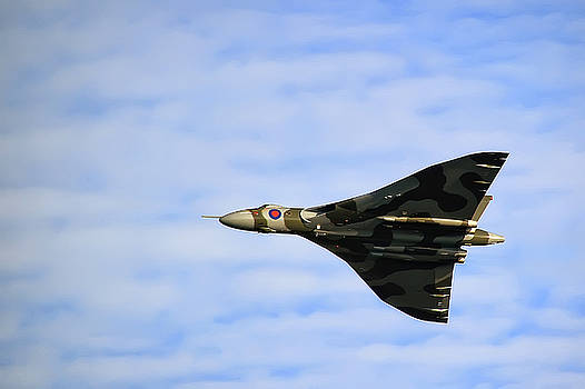Vulcan To The Sky, One Last Time by Andy Griffiths