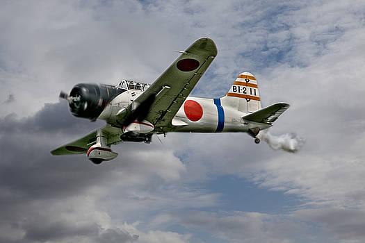 Vultee BT-13B by Jim Markiewicz