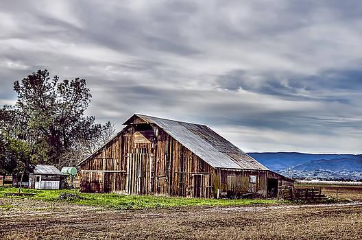 Bruce Bottomley - VV Old Barn
