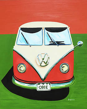 VW-Bus-Obie by Dean Glorso