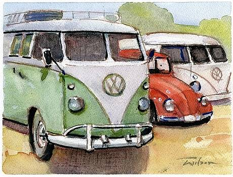 Vw3 by Ron Wilson