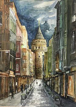 W 224 Galata by Dogan Soysal