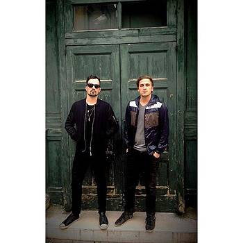 W/ @kendallschmidt #heffrondrive by Dustin Belt