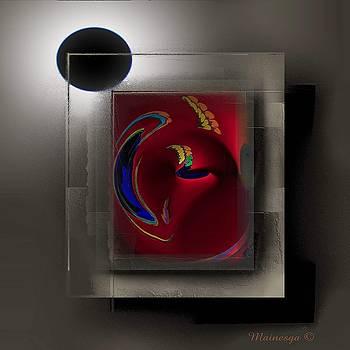 W W by Ines Garay-Colomba