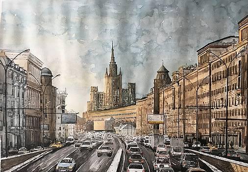 W319 Moscow by Dogan Soysal