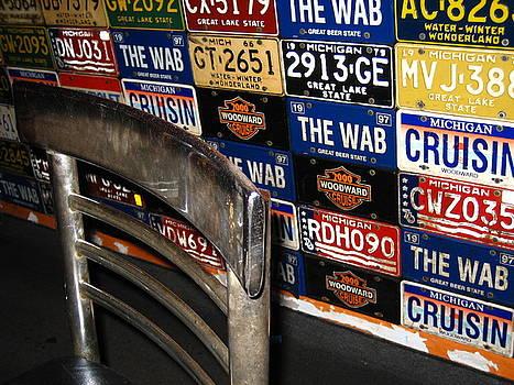WAB Plates by Sheryl Burns