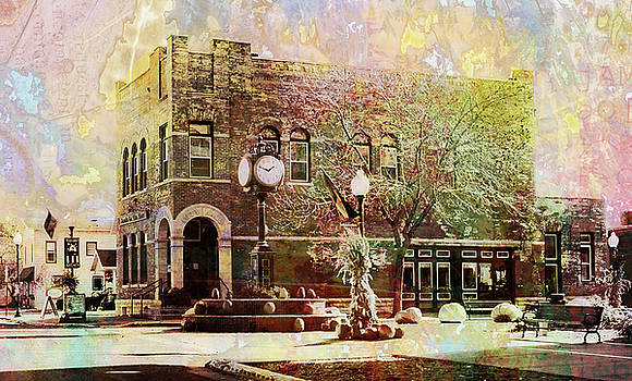 Wabasha City Hall by Susan Stone