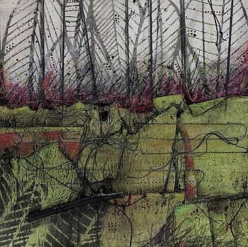 Wabi Sabi Walk in the Woods by Laura Lein-Svencner