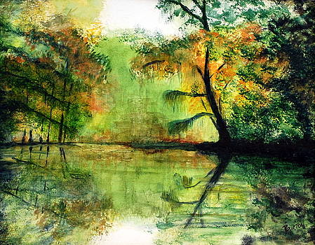Waccamaw River SC by Phil Burton