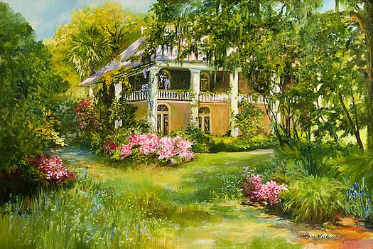Wachesaw Plantation by Jane Woodward