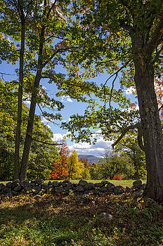 Wachusett Fall by Donna Doherty