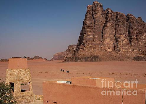 Wadi Rum by Mae Wertz