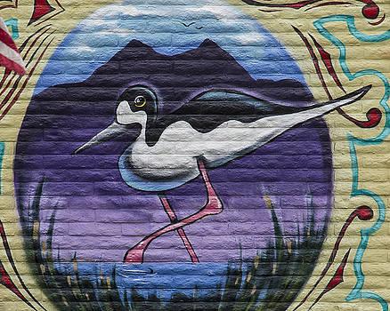 Guy Shultz - Wading Bird
