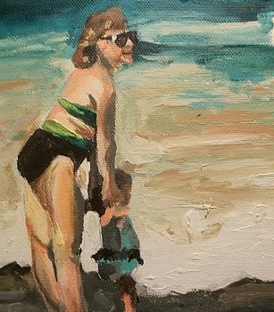 Wading by Casey Bingham