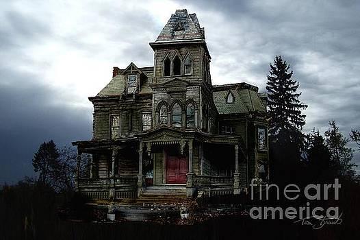Wagner Mansion by Tom Straub