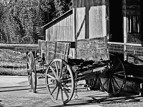 Wagon by Cathy Harper