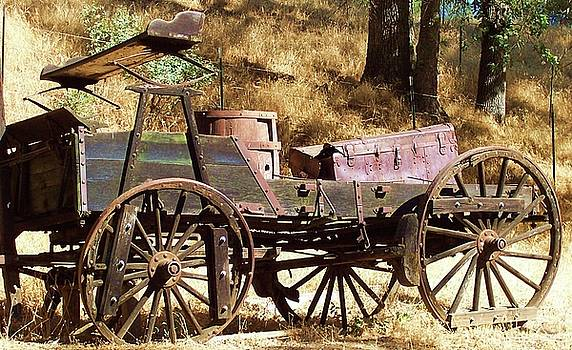 Wagon Ho by Russell  Barton