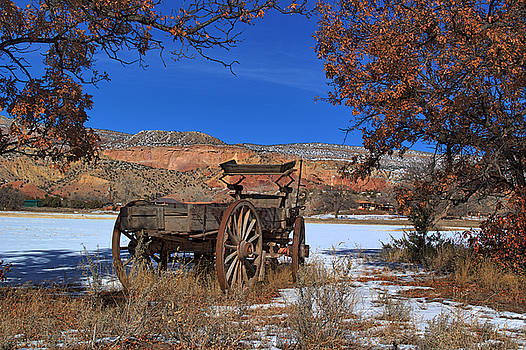 Wagon View by Tom Winfield