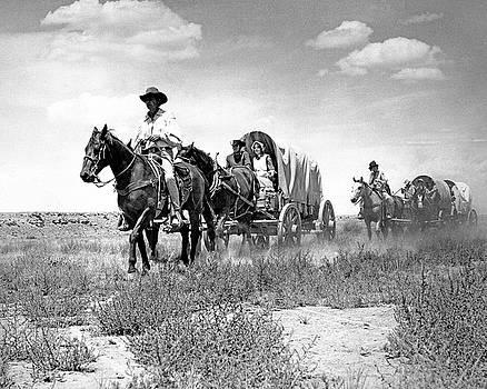 Wagons Westward 1 by Bob Bradshaw