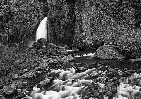 Jamie Pham - Wahclella Falls