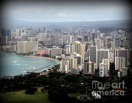 Waikiki by Joy Patzner