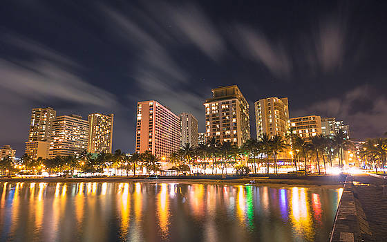 Waikiki Nights by Brian Governale