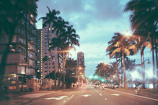 MARVIN JIMENEZ - Waikiki Nights