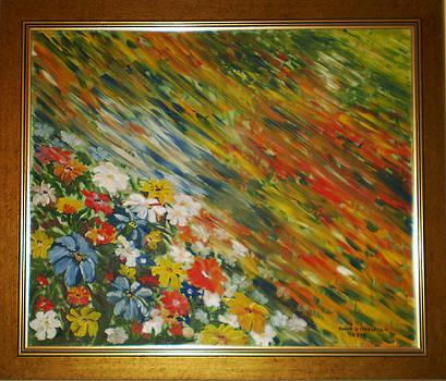 Waild Flowers by Anna Witkowska