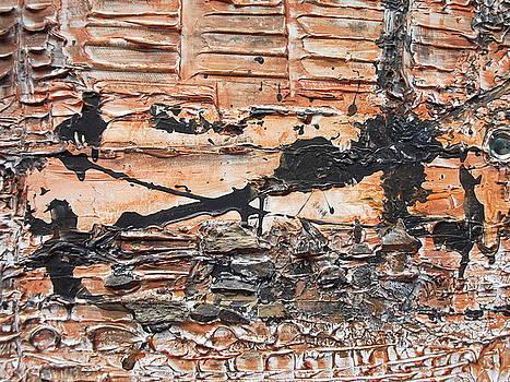Wailing wall by Rivka Waas
