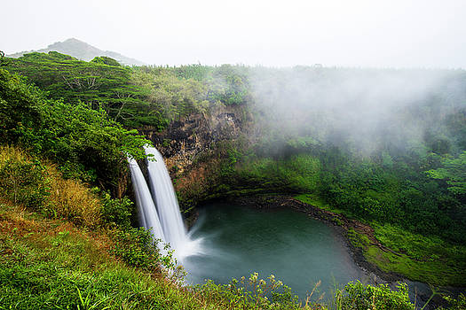 Wailua Falls by Peter Irwindale