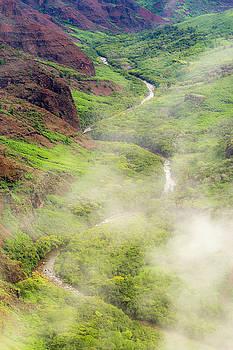 Waimea Canyon by Peter Irwindale