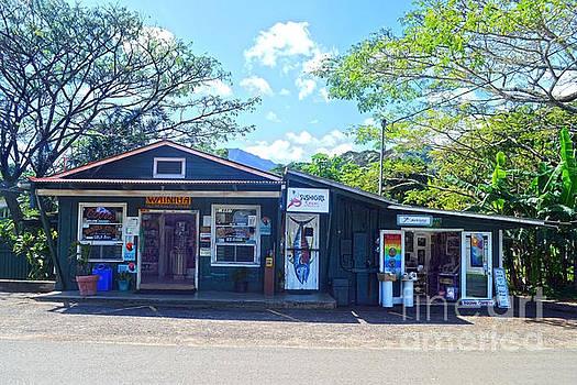 Wainiha General Store by Catherine Sherman