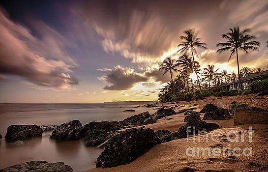 Wainiha Kauai Hawaii Sunrise  by Dustin K Ryan