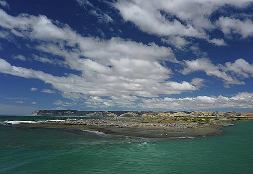 Wairau Beach by Su Buehler