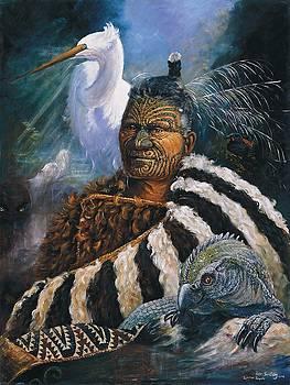 Wairua Tangata by Peter Jean Caley