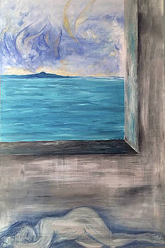 Wait by Antonella Manganelli