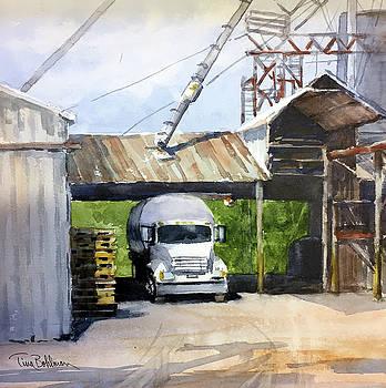 Waitin on a Load by Tina Bohlman